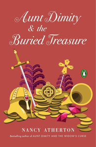 Aunt Dimity & the Buried Treasure - Nancy Atherton