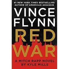 Red War - Vince Flynn & Kyle Mills