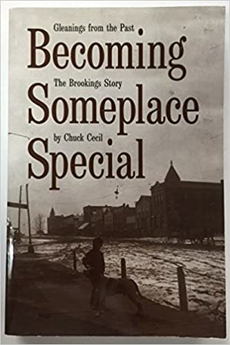 Cecil, Chuck - Becoming Someplace Special