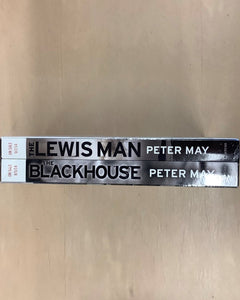 Lewis Man & Black House Bundle - Peter May