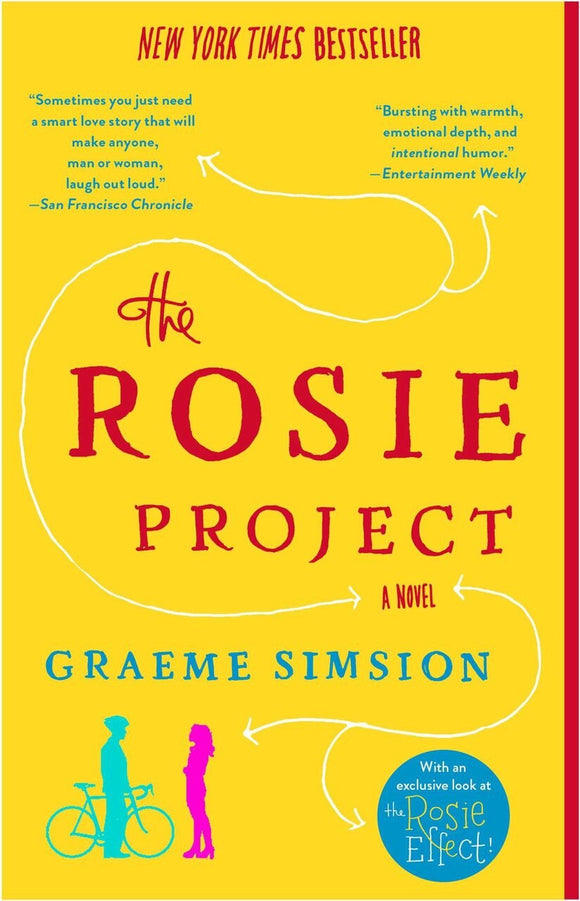 The Rosie Project (P) - Graeme Simsion