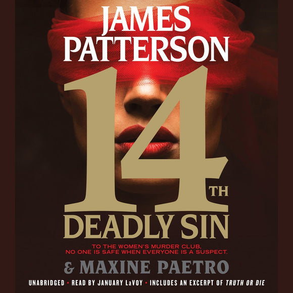 14th Deadly Sin - James Patterson & Maxine Paetro