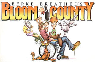 Bloom County Loose Tails - Berke Breathed