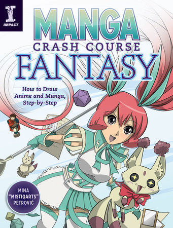 Manga Crash Course: Fantasy - Mina