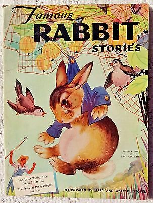 Famous Rabbit Stories 1944 - John Sherman