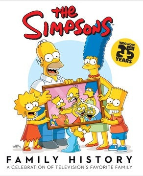 The Simpsons Family History- A Celebration of Television's Favorite Family