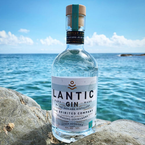 Lantic Gin | The Cove