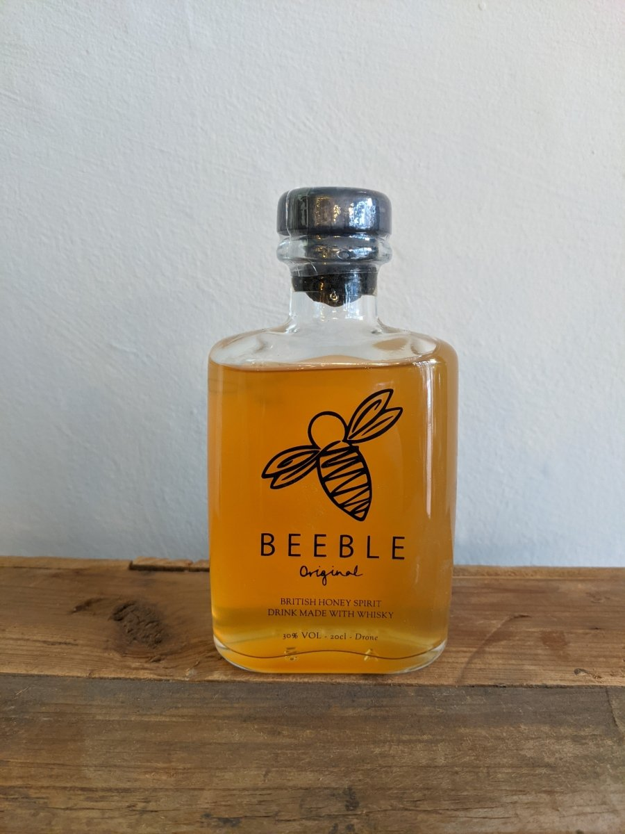 Beeble Honey Whisky - The Cove