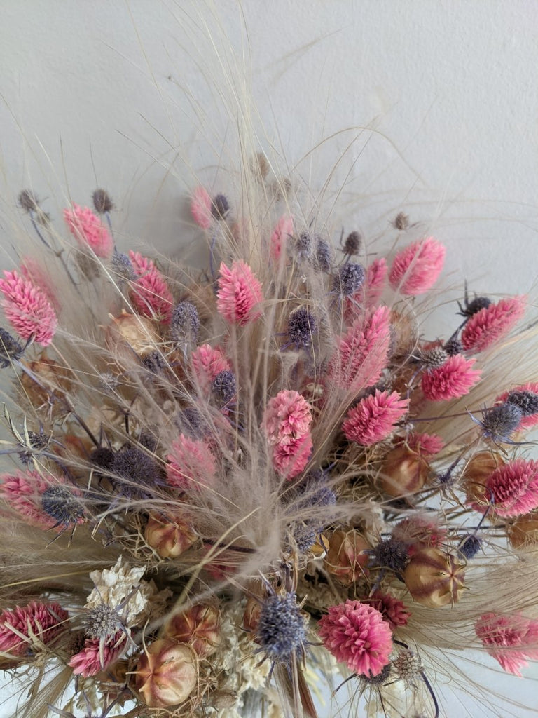 Bespoke Dried Flower Bouquets - The Cove