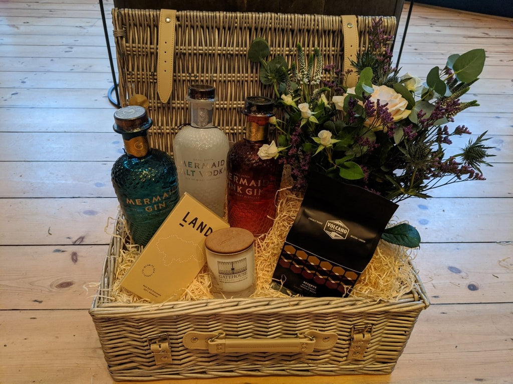 Bespoke Mermaid Collection Hamper - The Cove