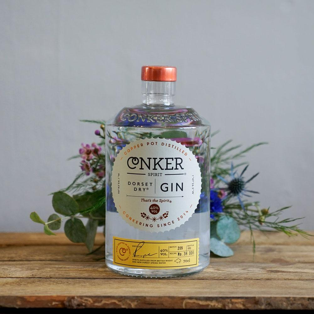 Conker, Dorset Dry Gin - The Cove