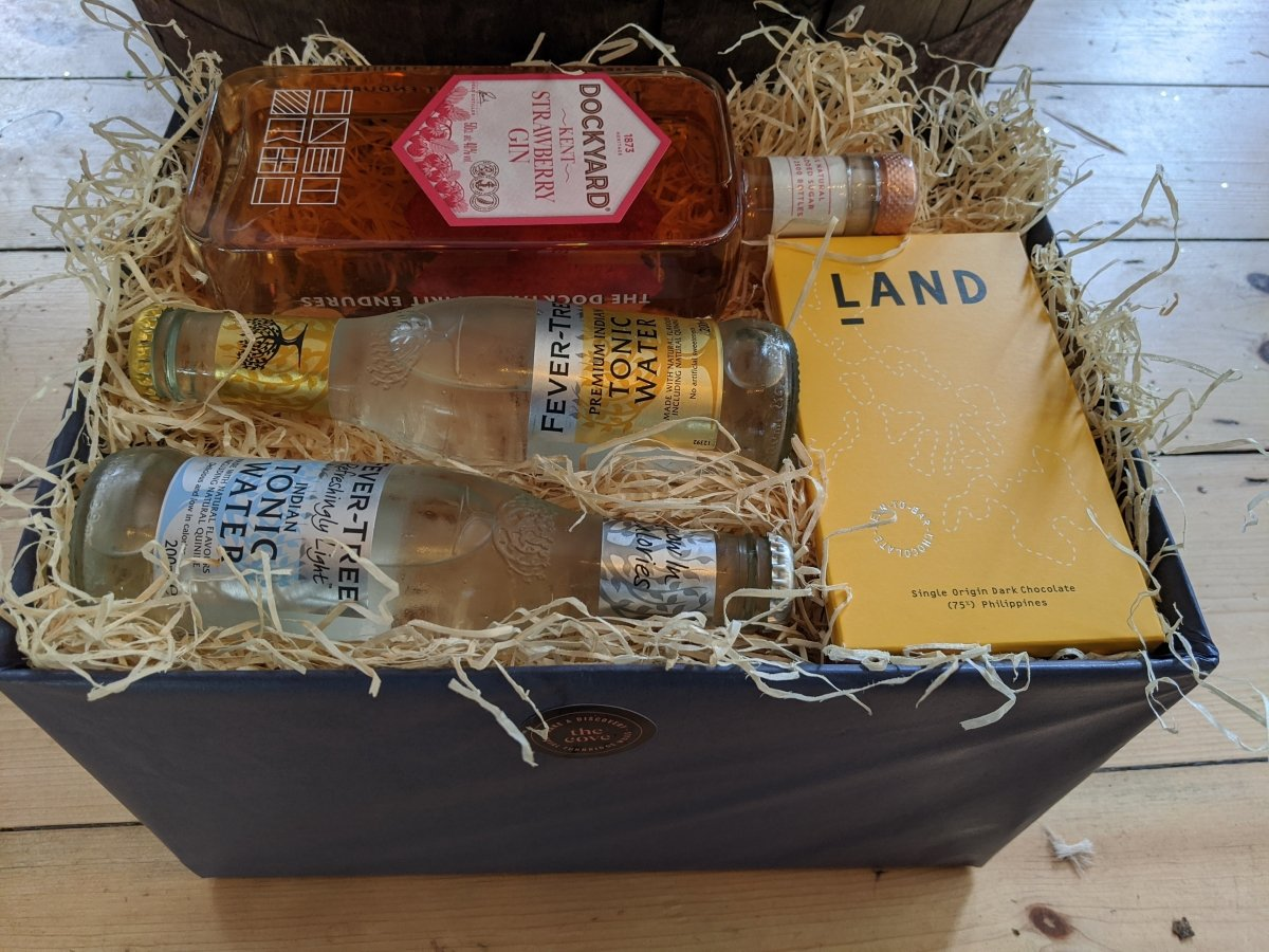 Gin Survival Box - The Cove