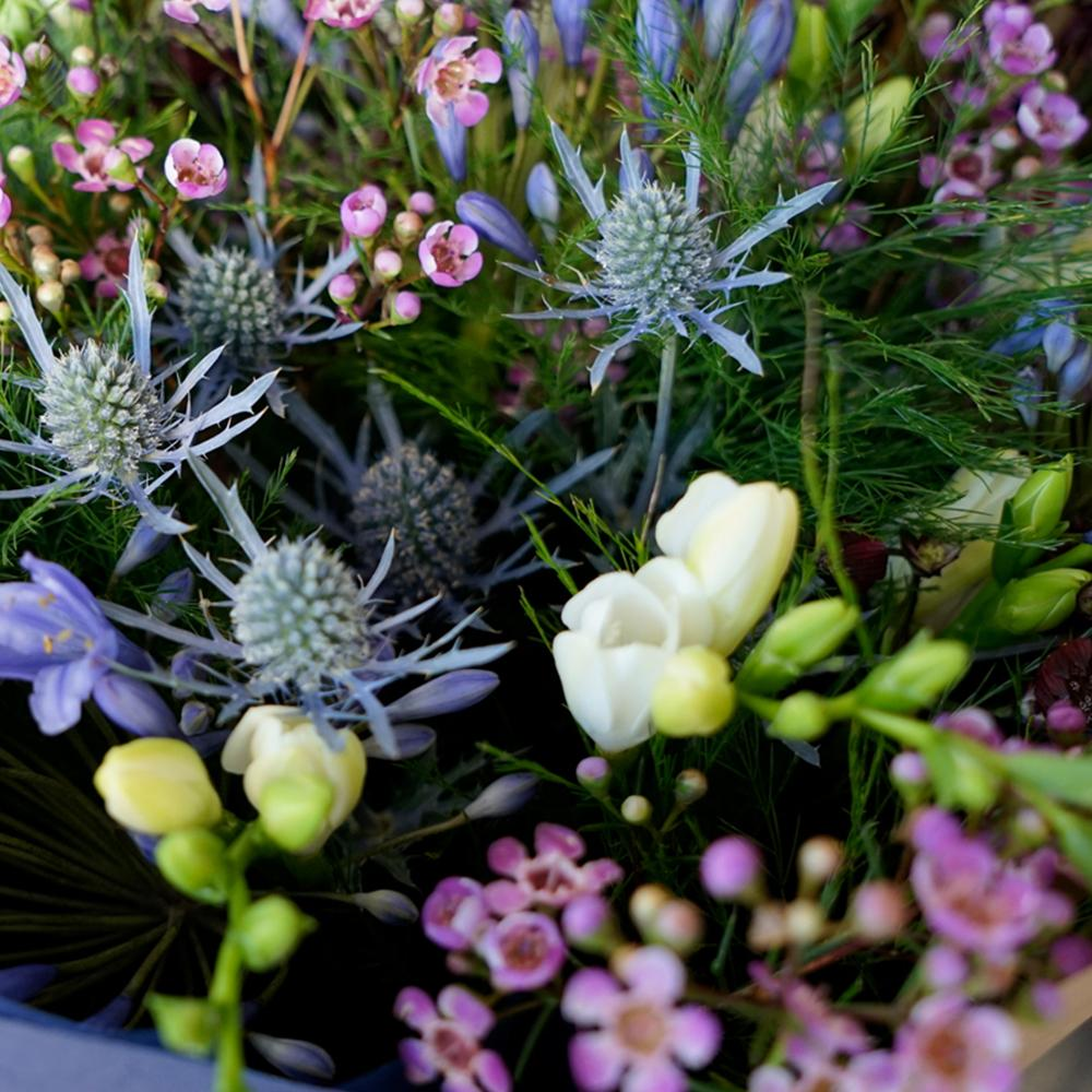Hand-Tied Floral Workshop (£65 per person) – 2 hours - The Cove