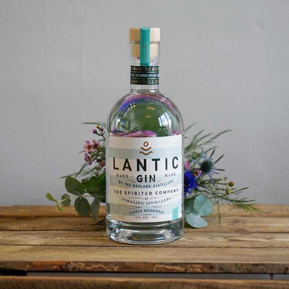 Lantic Gin - The Cove