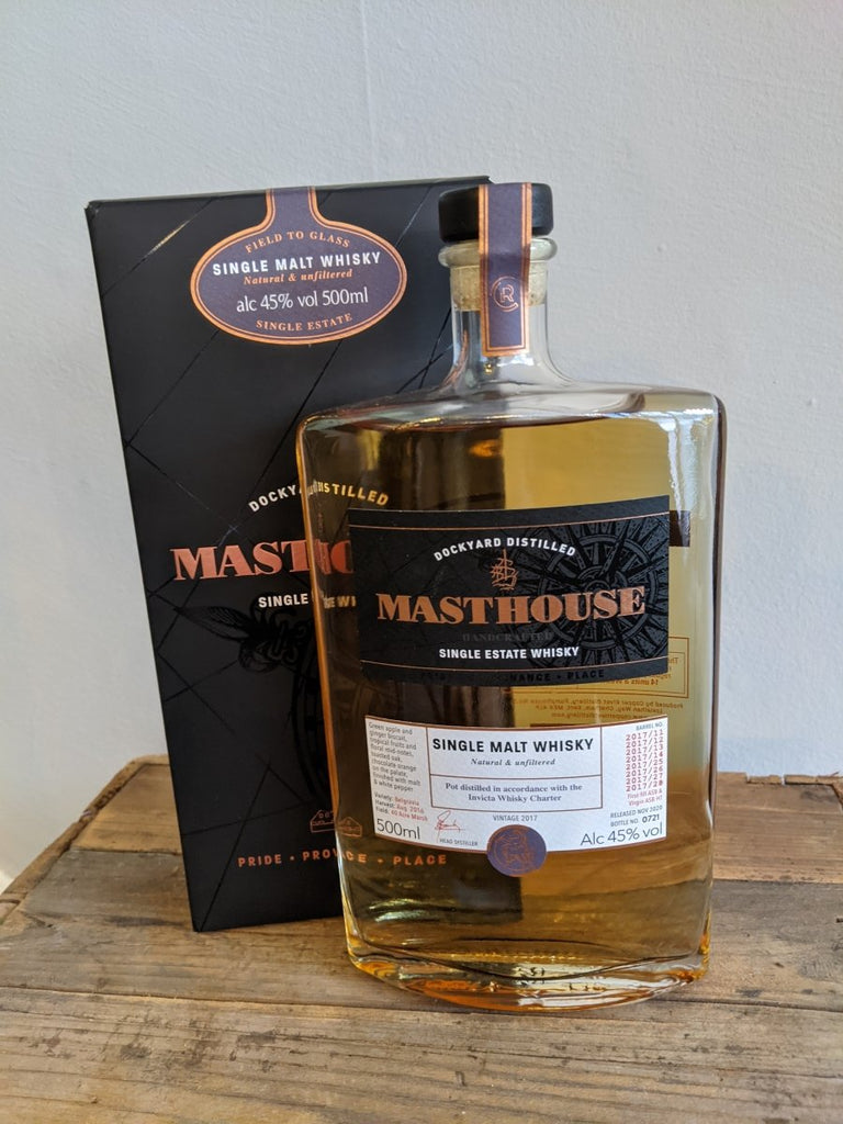 Masthouse Whisky - The Cove
