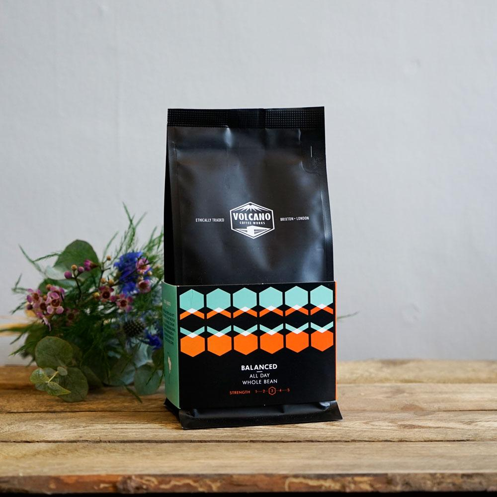 Volcano Coffee Balanced blend - The Cove