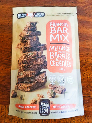 Made with Local Original Granola Bar mix