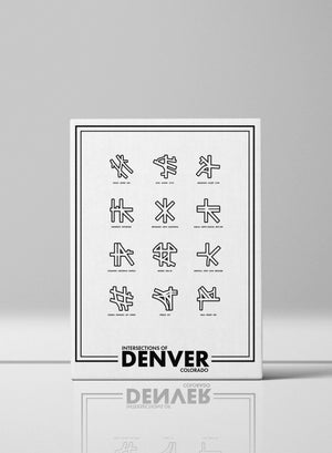Intersections of Denver