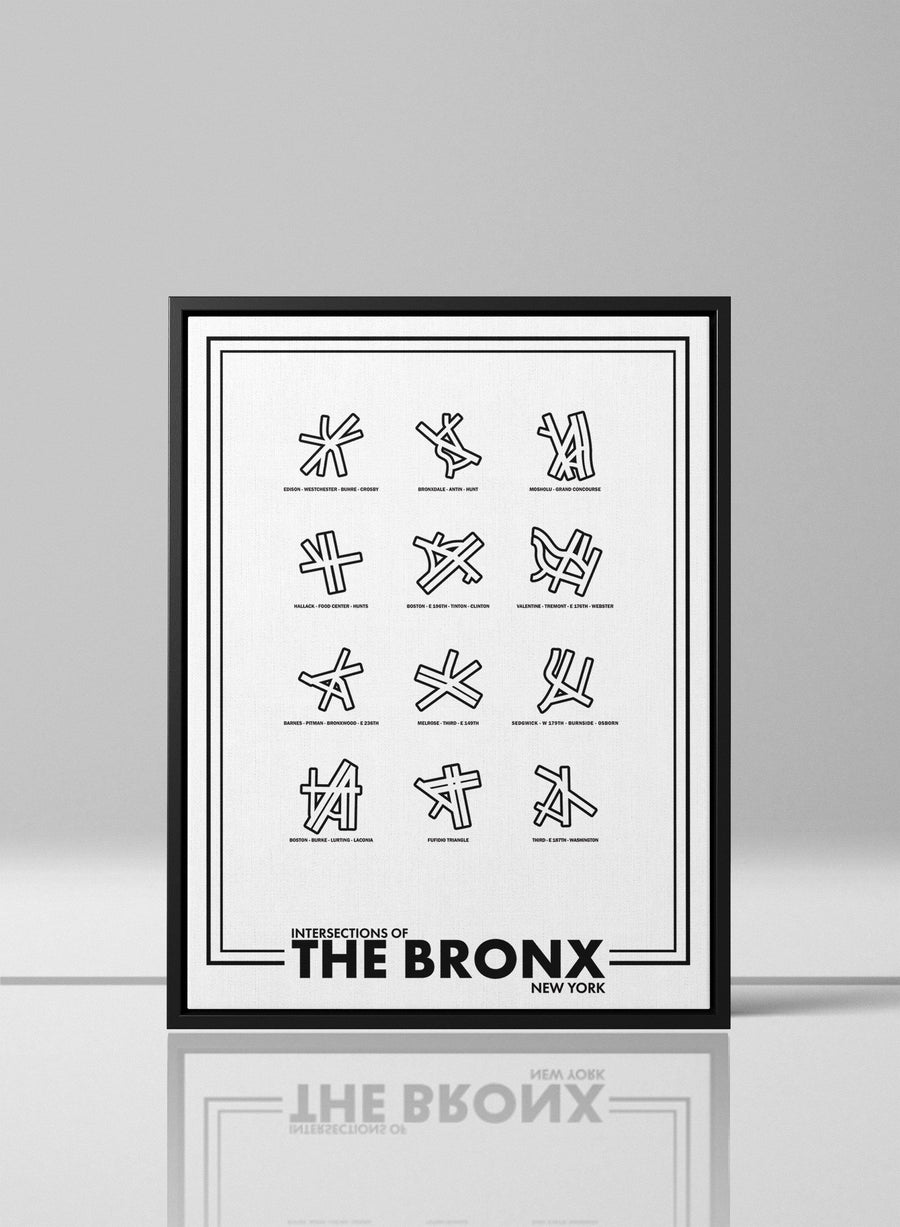 Intersections of The Bronx