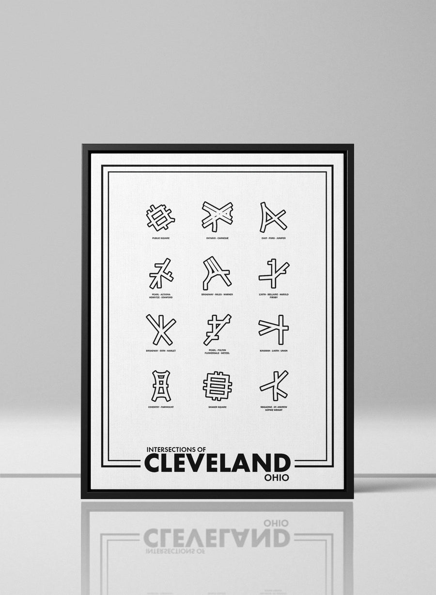 Intersections of Cleveland
