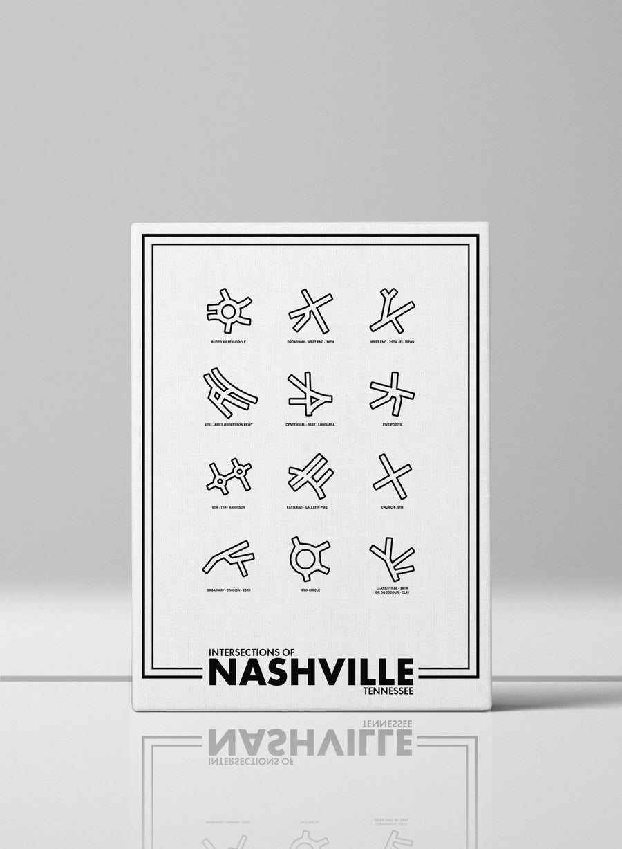 Intersections of Nashville
