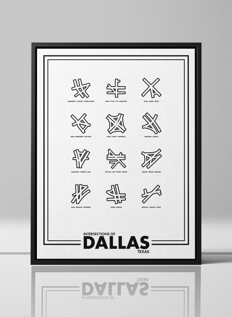 Intersections of Dallas