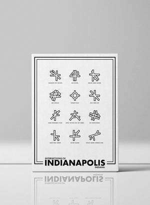 Intersections of Indianapolis