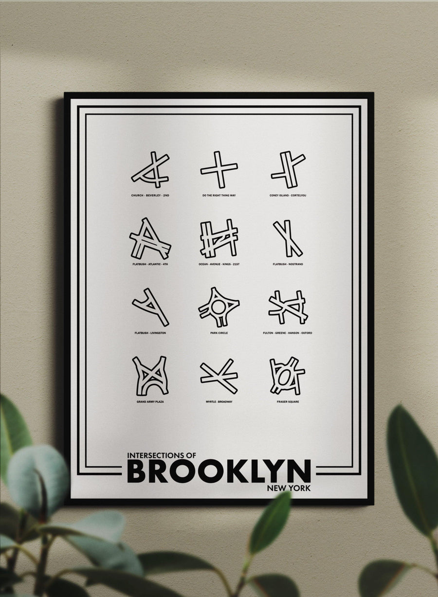 Intersections of Brooklyn