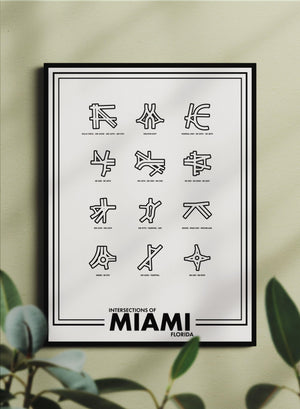 Intersections of Miami