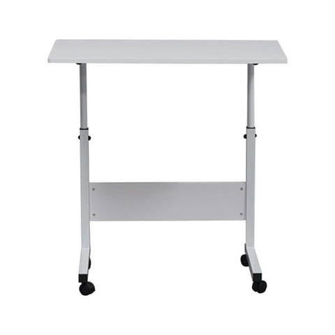Steel Side Table with Baffle