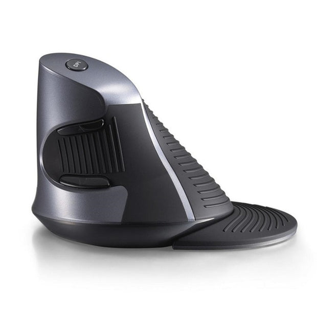 Delux Ergonomic Vertical Wireless Mouse