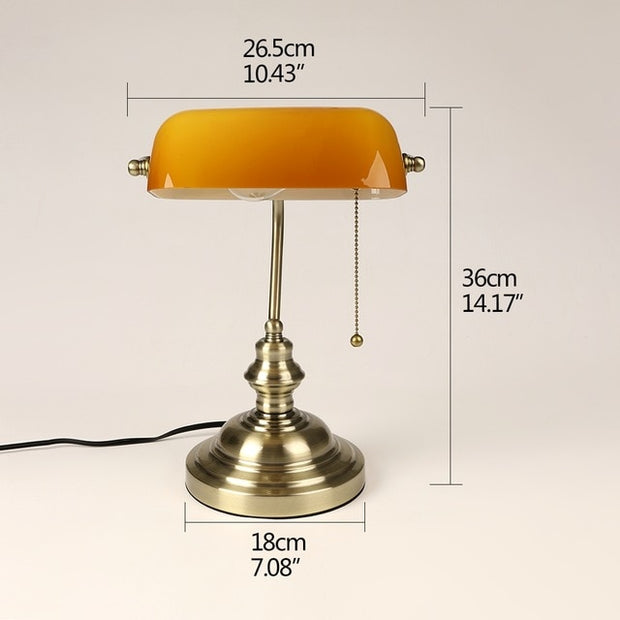 Retro Table Light
