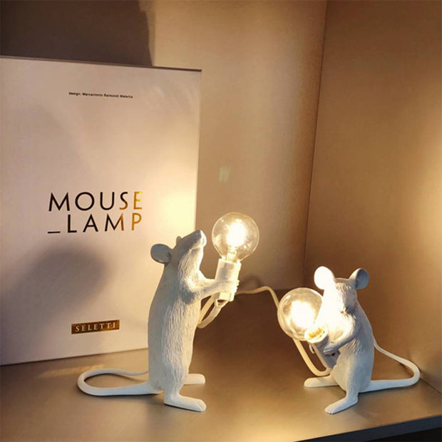 Mini Rat Table Lamp