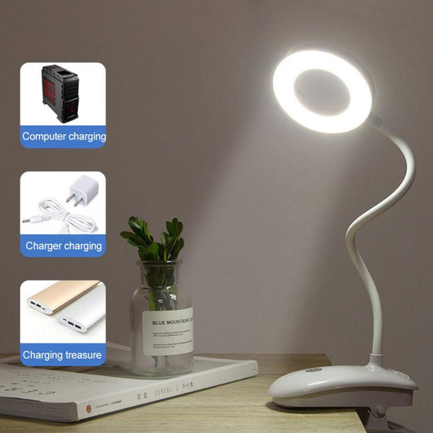 LED Light Touch Reading Lamp