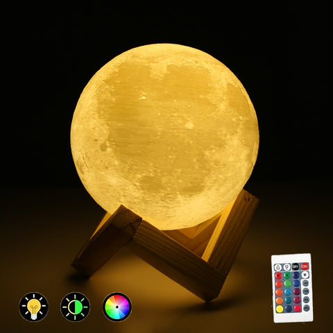 Magical Moon Night Light