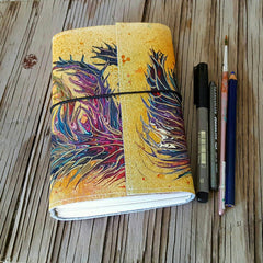 art journal by tremundo