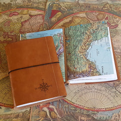 Explorer Travel Journal by tremundo