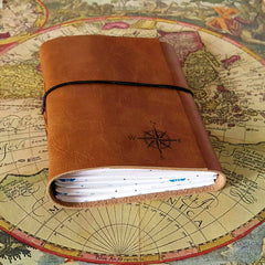 Explorer Journal for travel and vacation by tremundo