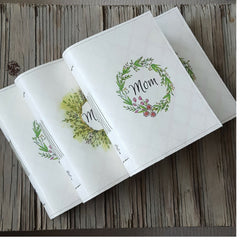 mom and grandmom journals by tremundo