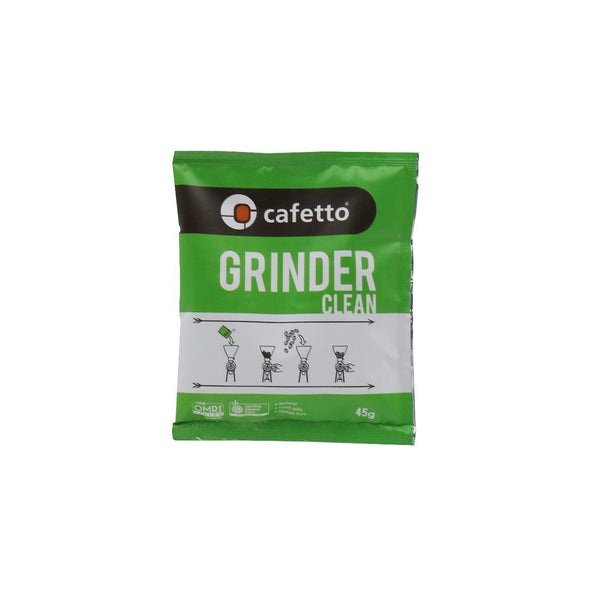 Cafetto Grinder Clean 3 X 45g Satchets