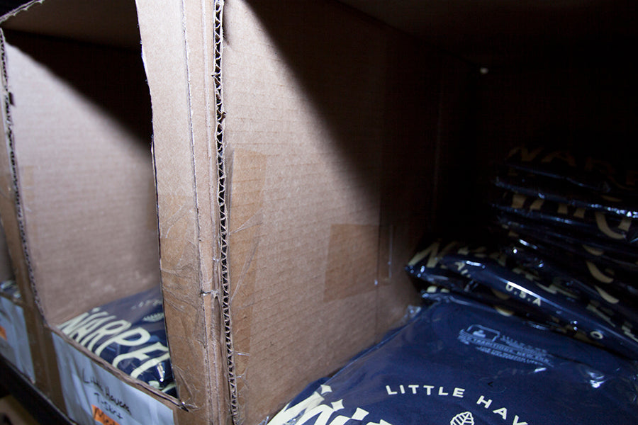 Little Havana t shirts in box