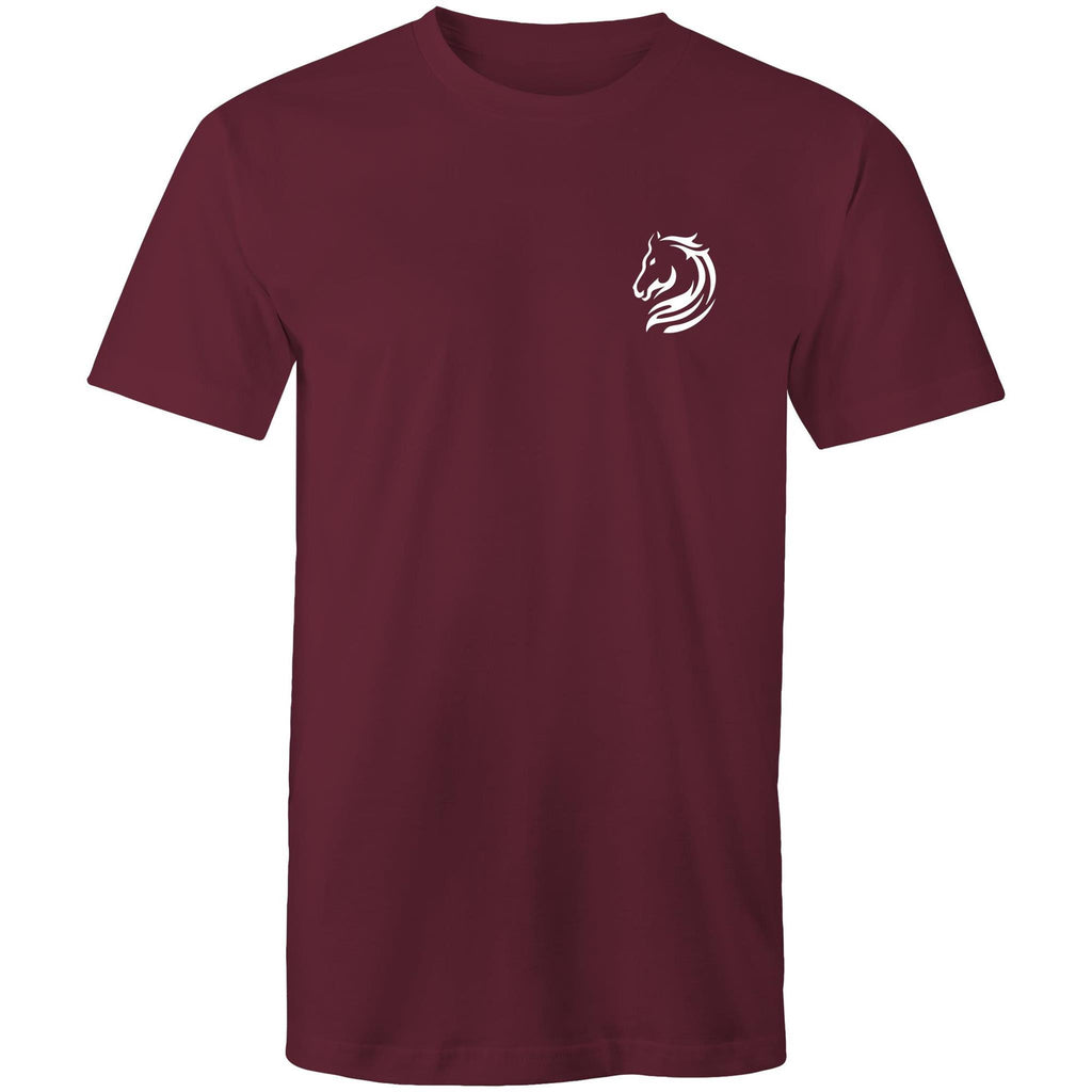 Bronco Mens T-Shirt - The Simple Selection