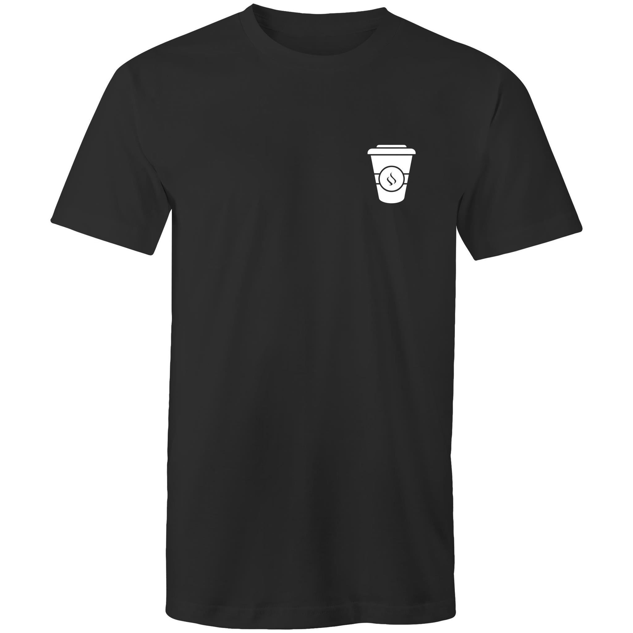 Coffee Mens T-Shirt - The Simple Selection