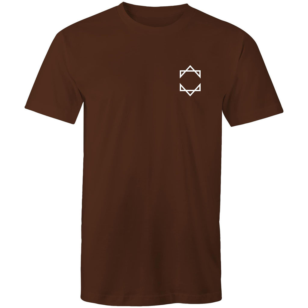 Geo Shape Mens T-Shirt - The Simple Selection