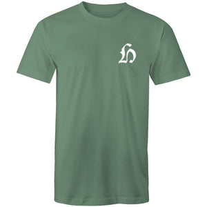 H - Colour Staple Mens T-Shirt - The Simple Selection