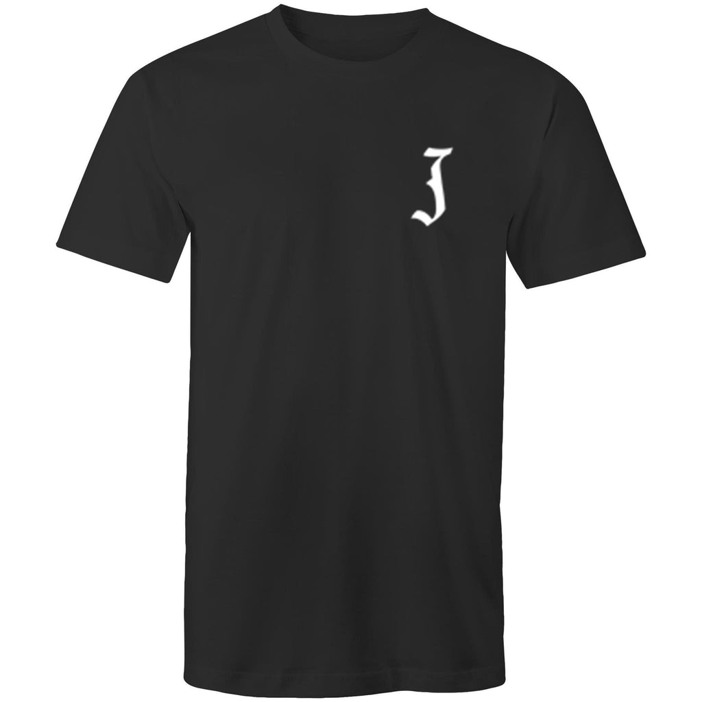 J - Colour Staple Mens T-Shirt - The Simple Selection