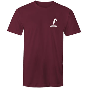 L - Colour Staple Mens T-Shirt - The Simple Selection