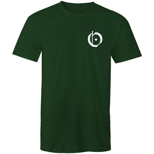 O - Colour Staple Mens T-Shirt - The Simple Selection