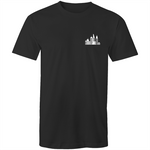 Skyline Colour Mens T-Shirt - The Simple Selection