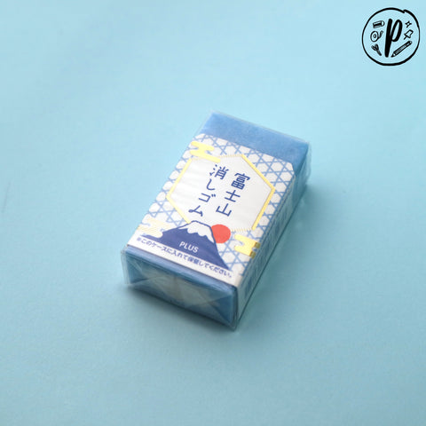PLUS Air-In Mt. Fuji Eraser
